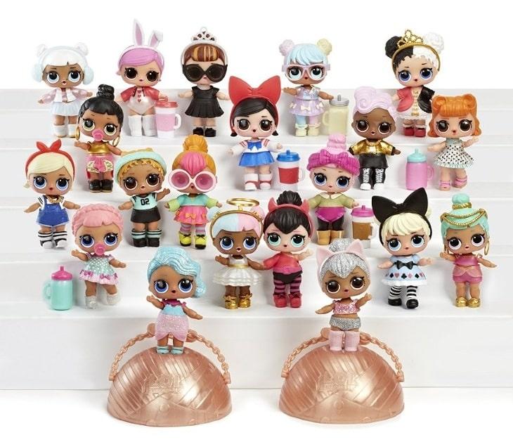 Куклы LOL для девочек