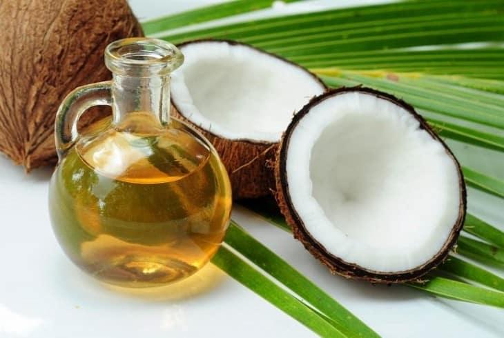 Coconut oil - кокосовое масло для омоложения