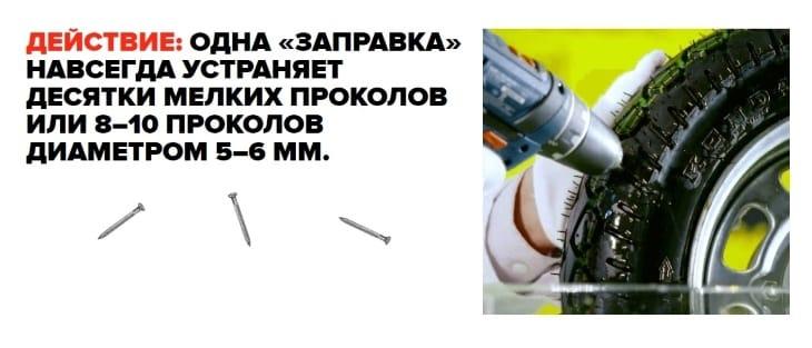 Герметик от проколов - Антипрокол