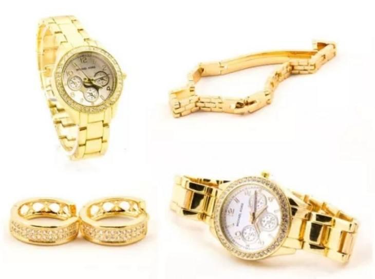 Подарочный набор Gold Kors Collection