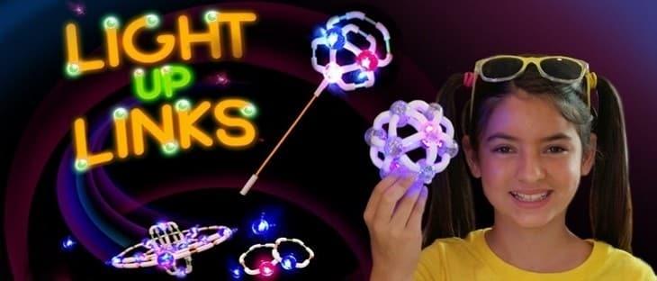 Light Up Links - светящийся конструктор