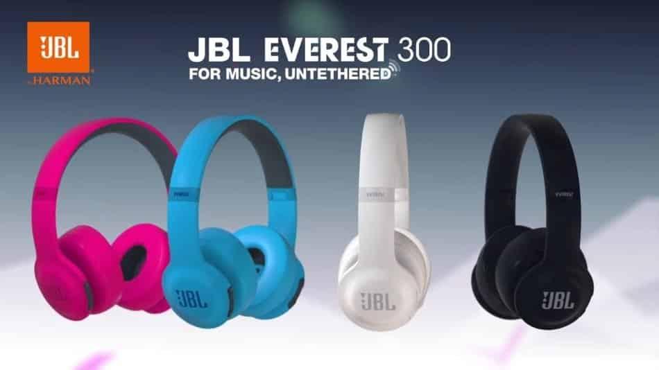 JBL Everest 300 - беспроводные наушники: обзор, отзывы, купить