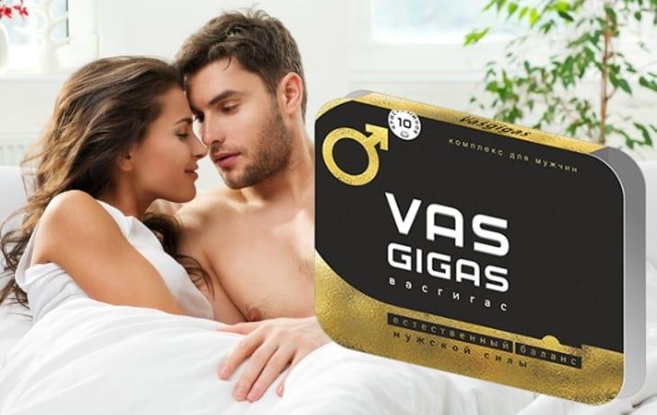 Почему леденцы для потенции Vas Gigas так потрясающе эффективны