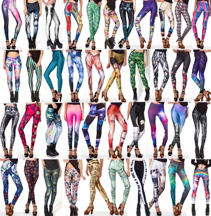 Новая коллекция Modern Leggings
