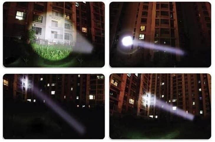 Отзывы на электрошокер-фонарь Оса 1100