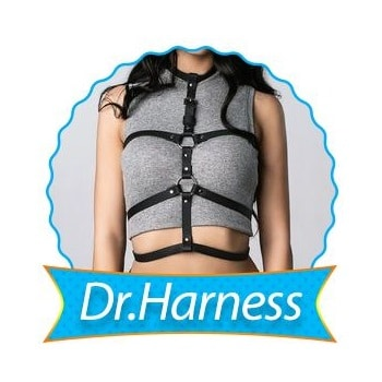 Dr. Harness женские кожаные портупеи