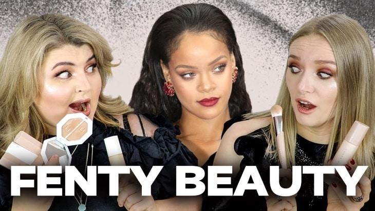 Как правильно выбрать оттенок тональника Fenty Beauty