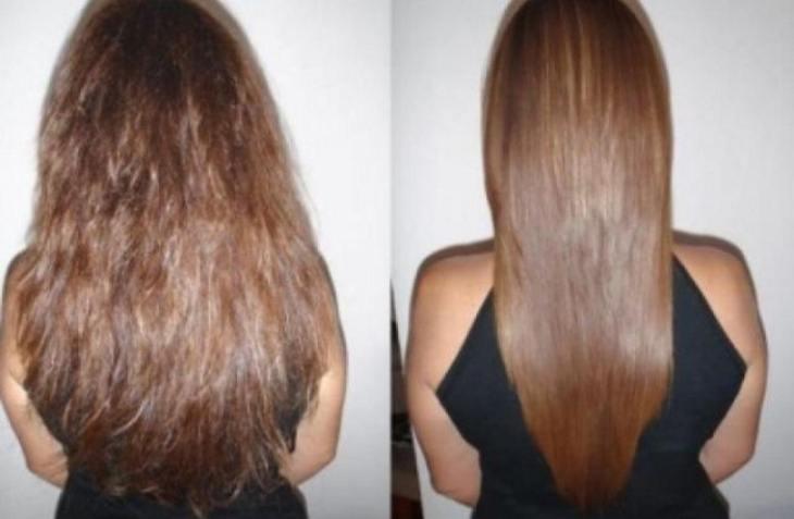 Какой результат вы получите от применения Fast Hair Straightener