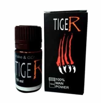Капли для потенции Tiger