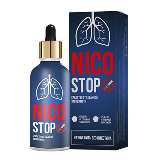 NicoStop (НикоСтоп) от курения