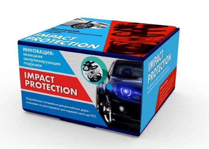 Impact Protection - немецкие амортизирующие подушки