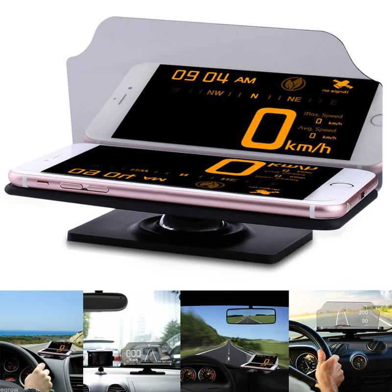 Мобильный навигационный дисплей HUD: купить, цена, обзор и отзыв