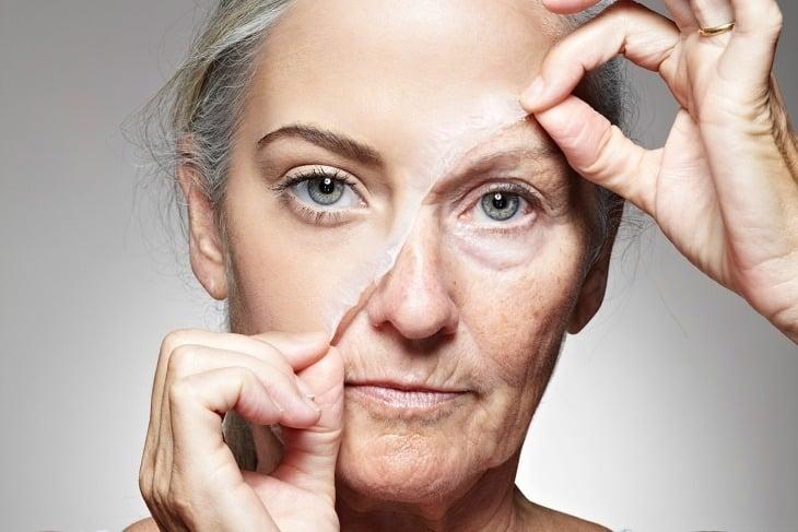 От чего происходит раннее старение