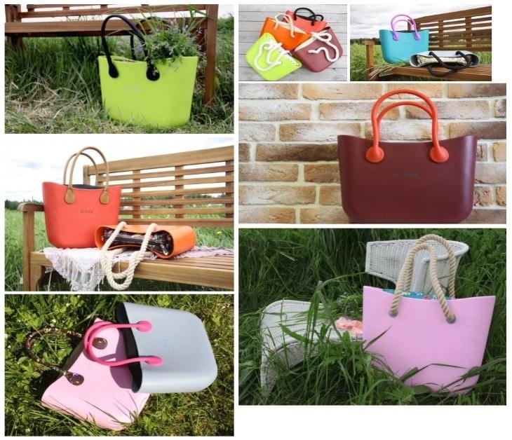 Фотографии сумочки Obag