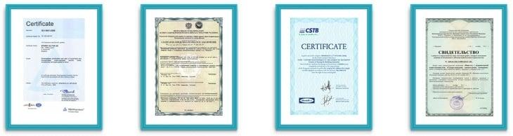 Продукция Гельминокс сертифицирована
