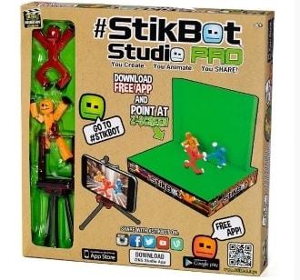 Анимационная мини-студия StikBot