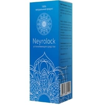 Neyrolock - средство для восстановления нервной системы