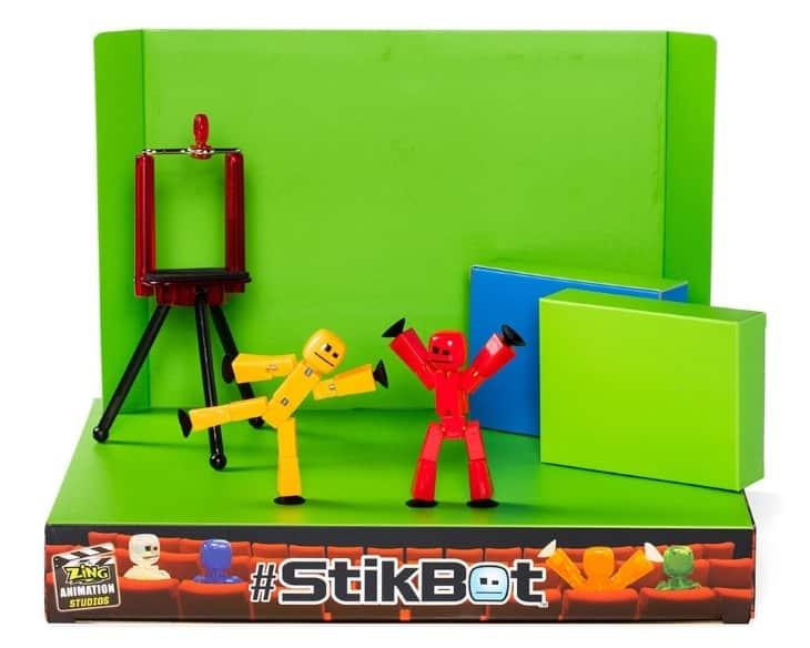 Обзор на детскую анимационную студию СкитБот