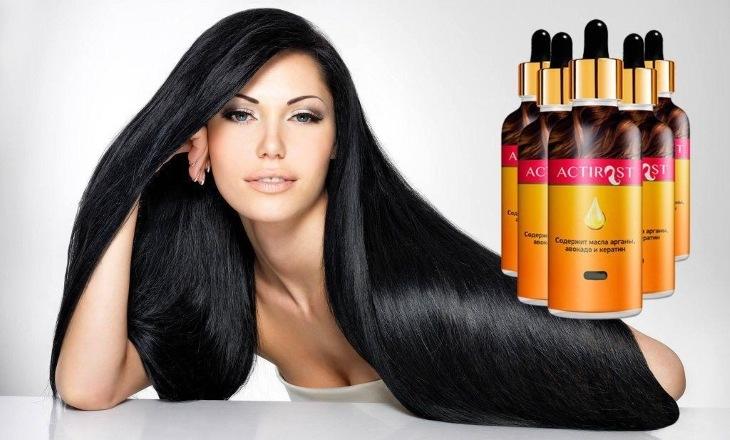 Мой обзор на препарат для восстановления волос АктиРост