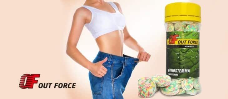 Мой обзор на препарат для похудения OutForce