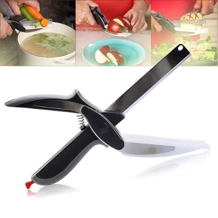 Несколько достойных качеств умного ножа Clever Cutter