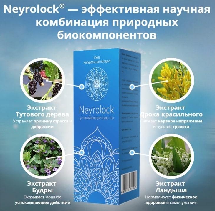 Что входит в состав Neyrolock