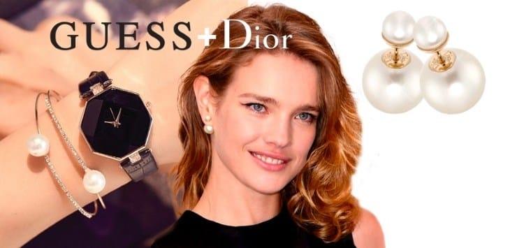 Guess и Dior предлагают своим покупательницам отличное решение