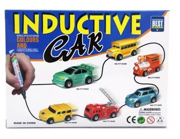 Мой обзор на индуктивную машинкуInductive Car