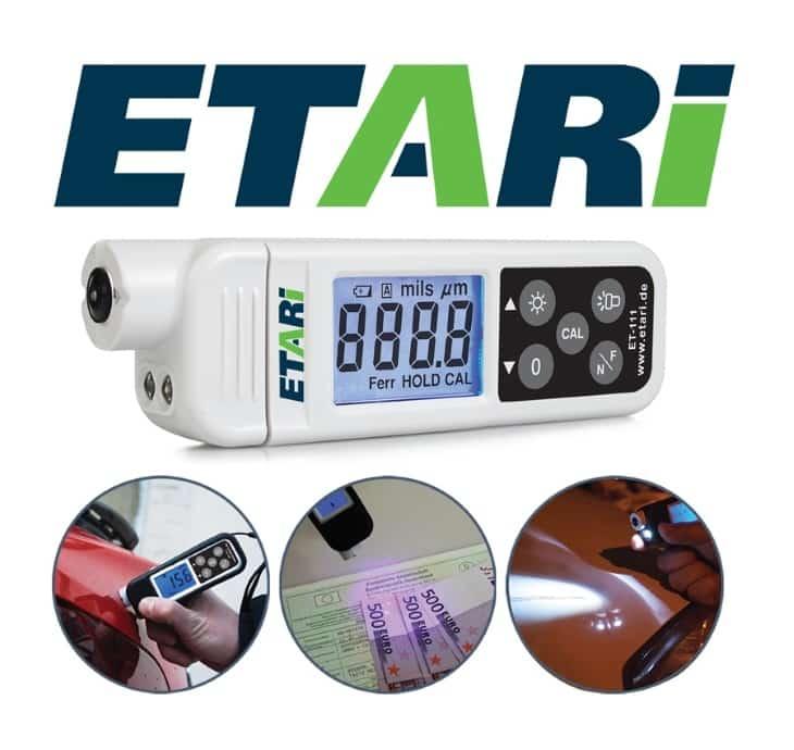 Преимущества устройства Etari ET-111