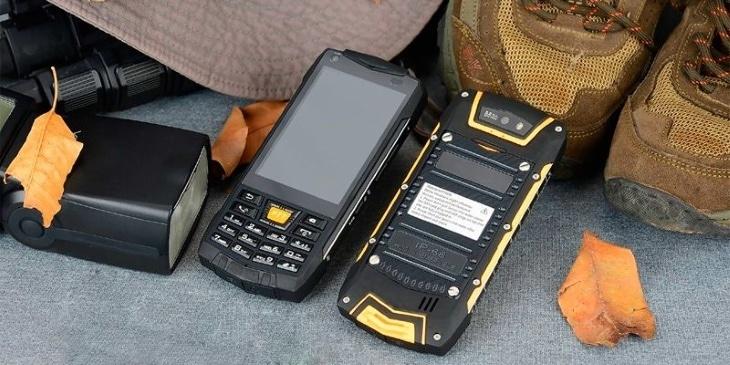 Отзывы на сотовый телефон с защитой Land Rover N2