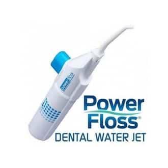 Отбеливающий ирригатор Power Floss для зубов
