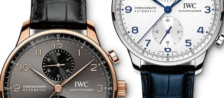 Часы IWC Schaffhausen модель IW371491: купить, цена, отзывы, обзор