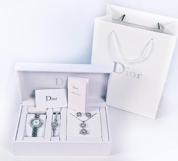 Набор Dior Silver: купить по низкой цене, отзывы и обзор комплекта