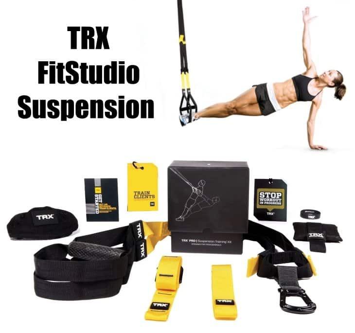 Тренировочные петли TRX FitStudio Suspension: купить, обзор, отзывы