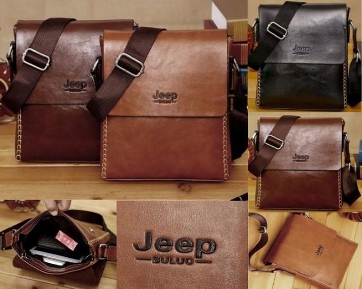 Мой обзор на сумку для мужчин JeepBuluo