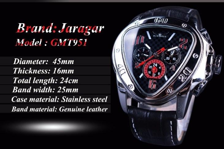 Мой обзор на часы для мужчин JaragarSport