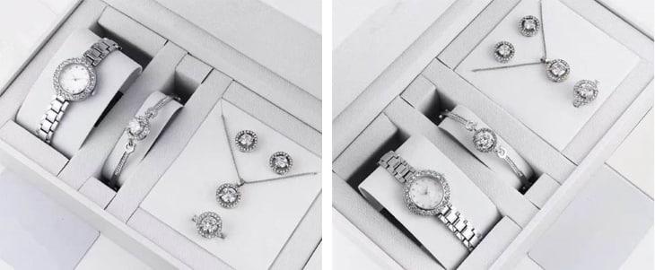 Что входит в комплект Dior Silver