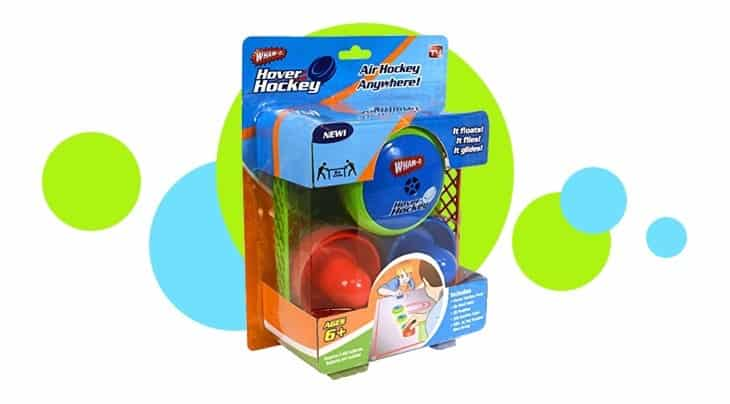 Мой обзор на аэрохоккей Hover Hockey для детей