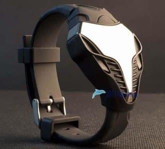 LED часы Iron Cobra для мужчин