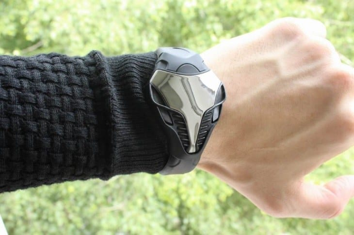 Мой обзор на стильные часы Железная кобра