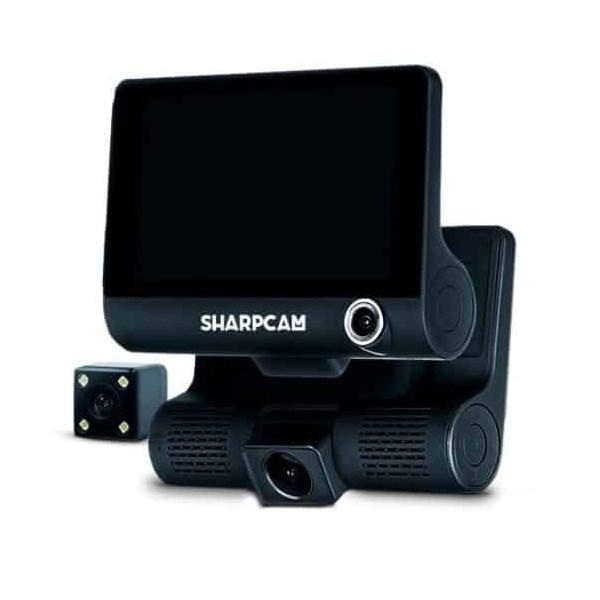 Обзор на автомобильный регистратор Sharpcam Z7
