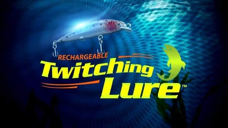 Мой обзор на рыболовную приманку Twitching Lure