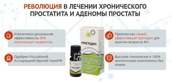Самые эффективные лекарства при простатите и аденоме