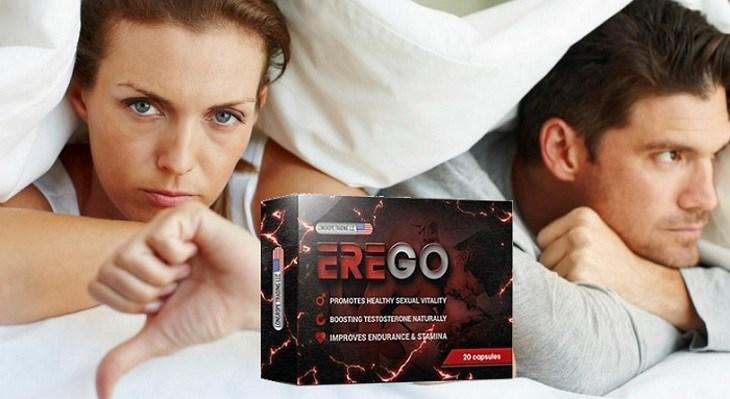 Обзор на мужское средство для улучшения либидо Эрего