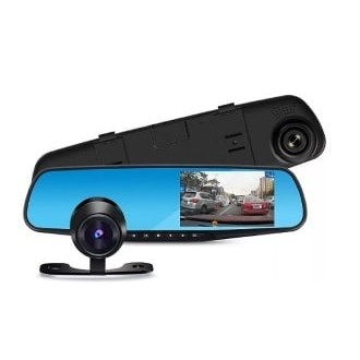 Зеркало-видеорегистратор Artway Car DVR 3 в 1