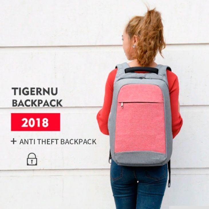 Кому подойдет рюкзак Tigernu
