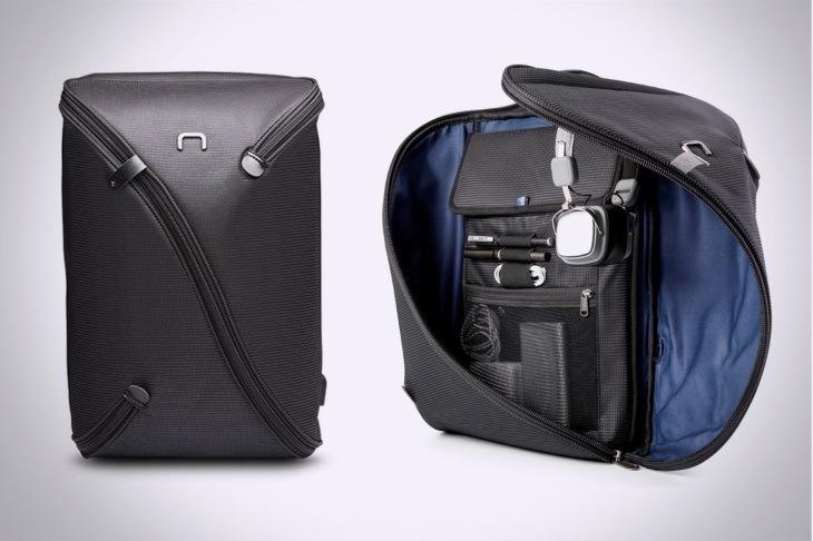 Обзор на многофункциональную сумку NIID-UNO