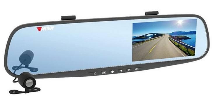 Обзор на автомобильный регистратор Artway Car DVR