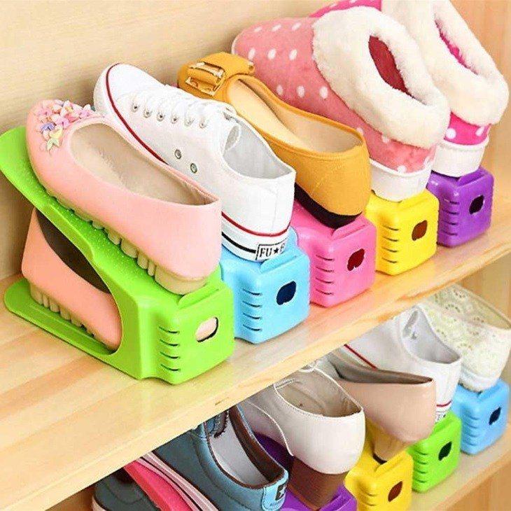 Для какой обуви подойдет Double Shoe Racks