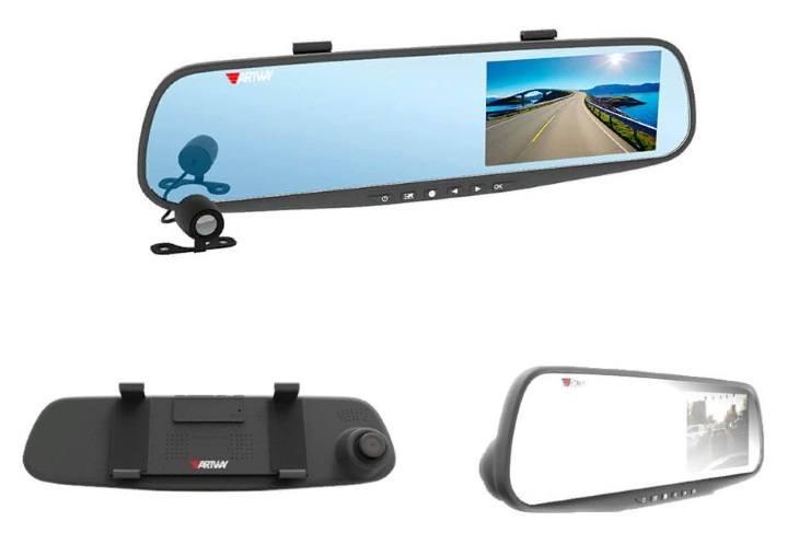 Фотографии устройства Artway Car DVR 3 в 1
